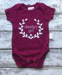 Onesie:  Daddy's Girl