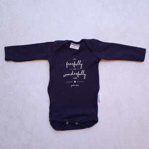Onesie : I am Fearfully and Wonderfully Made