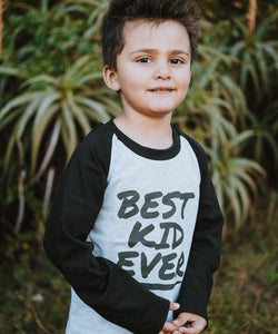 Raglan:  Best Kid Ever