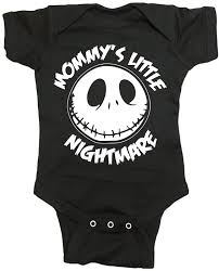 Onesie:  Mommy's Little Nightmare (PRE-ORDER)