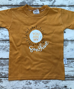 T-shirt: You are my Sunshine
