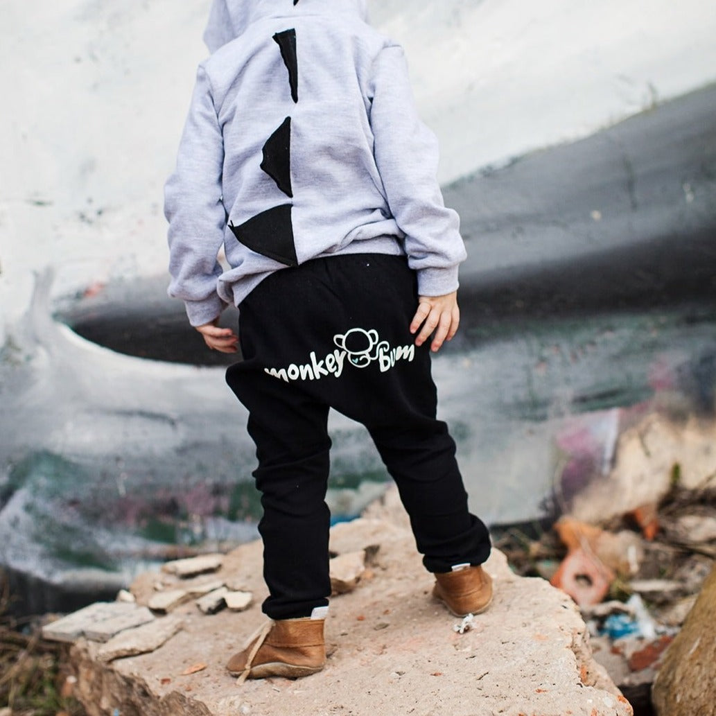 Pants: Monkeybum (black)