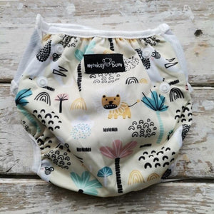 Swim Nappy:  My heart belongs to Africa