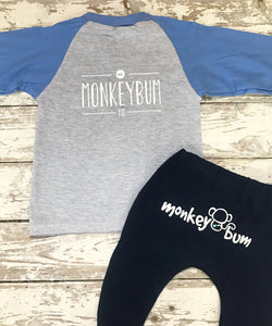 Raglan: Monkeybum Kid