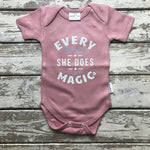 Onesie: Every Little This She Does is Magic