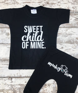 Tee: Sweet Child of Mine