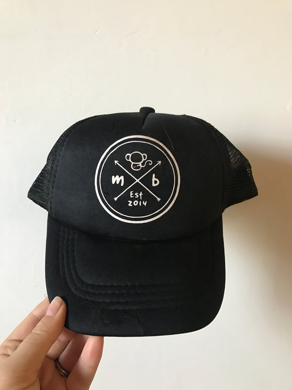 Trucker: Monkeybum Badge