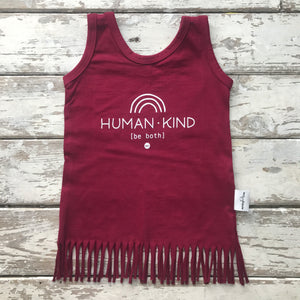 Fringe Dress: Human Kind