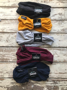 Baggy Beanie and Snood Combo (various colours)