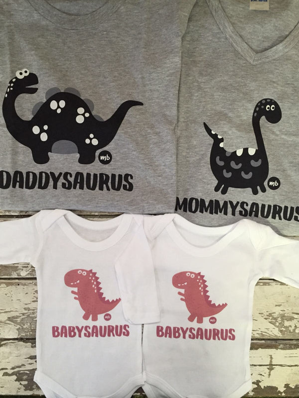 Matching Set: The Dinosauruses
