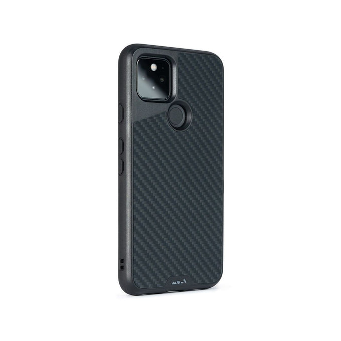 Carbon Fibre Strong Google Pixel 5 Case