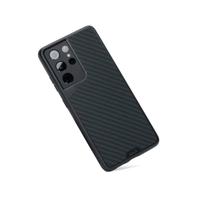 Carbon Fibre Protective Galaxy S21 Ultra Case