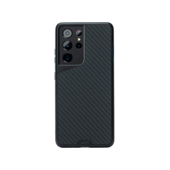 Carbon Fibre Indestructible Galaxy S21 Ultra Case