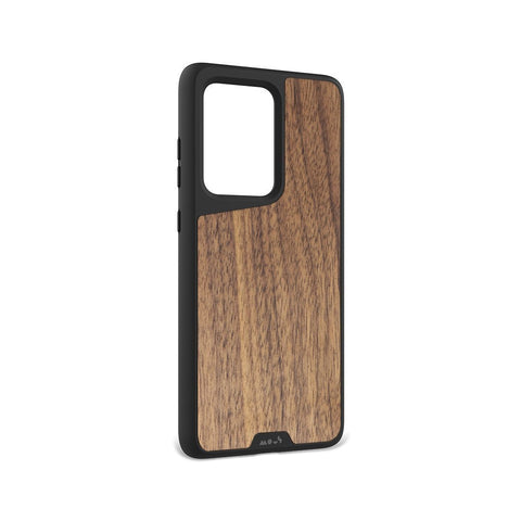 Walnut Protective Galaxy S20 Ultra Case
