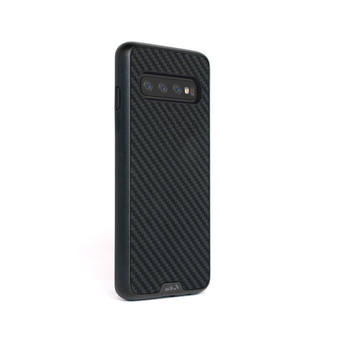 Carbon Fibre Indestructible Samsung S10 Case