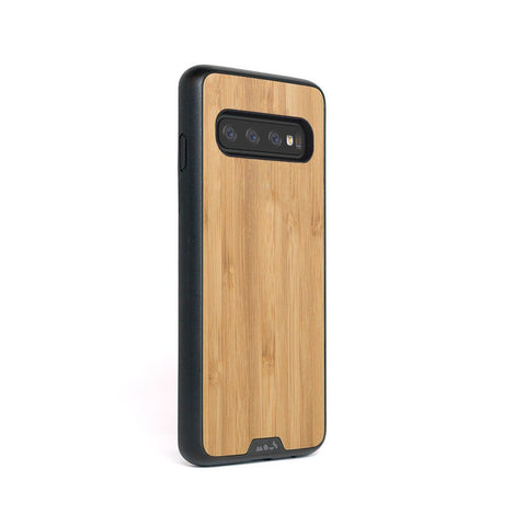 Bamboo Indestructible Samsung S10 Plus Case