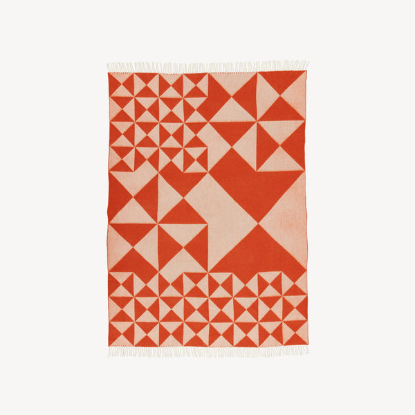 Mirror Throw - Orange