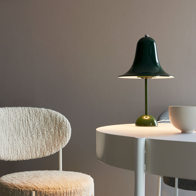 Pantop Ø23 Table Lamp - Dark Green