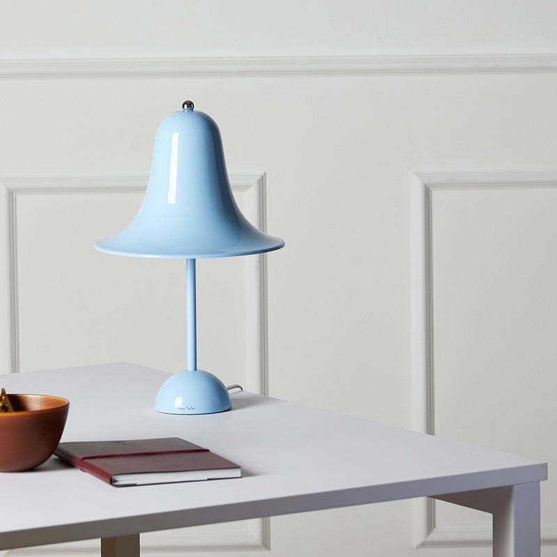 Pantop Ø23 Table Lamp - Light Blue