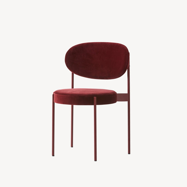 Series 430 Chair - Burgundy frame