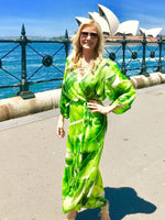 KAFTANS KKL 2184 - WRAP DRESS