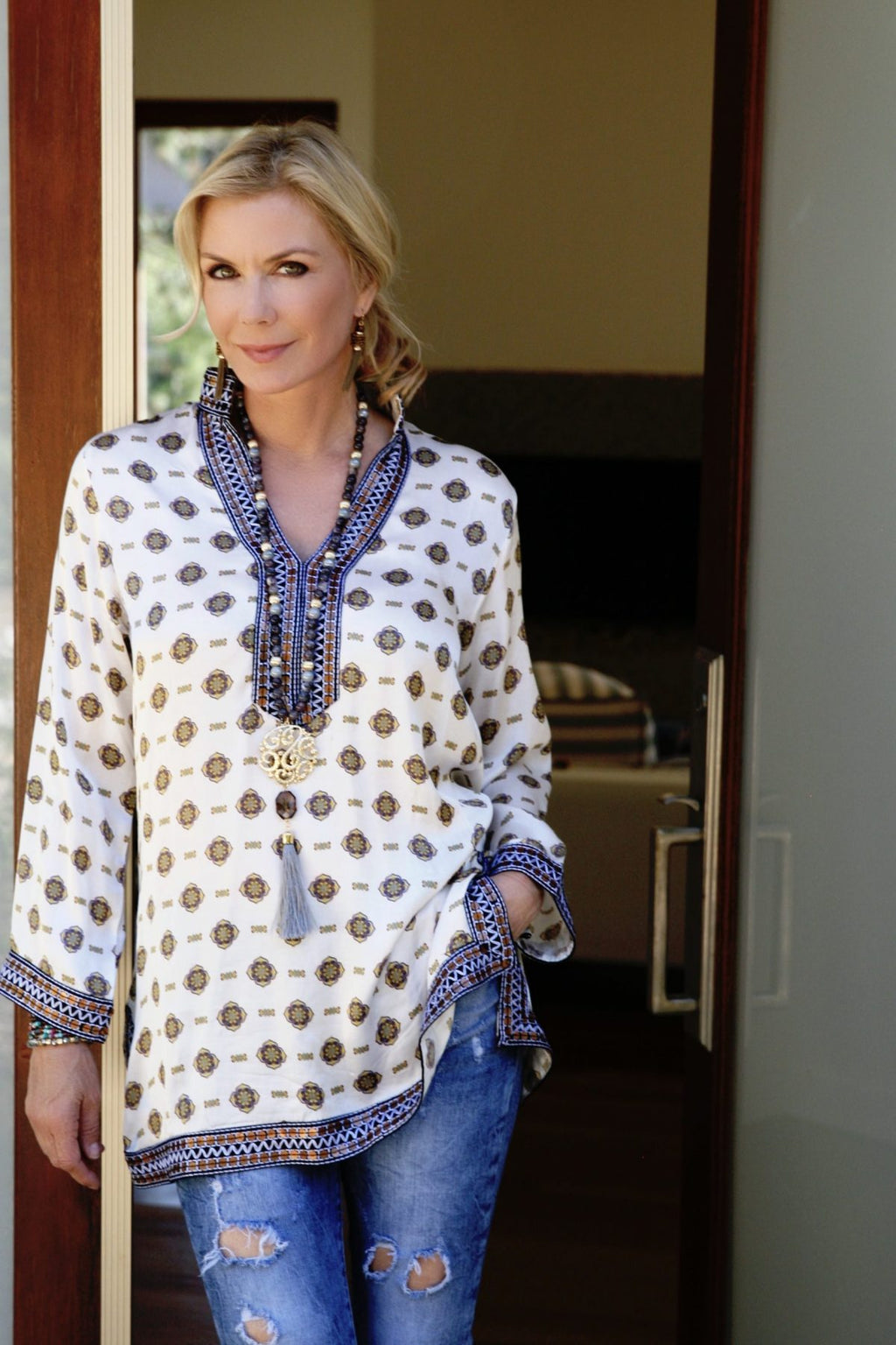 KAFTANS KKL 2186 - TOP