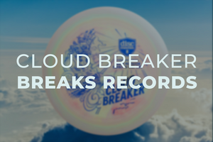Cloud Breaker Breaks Records