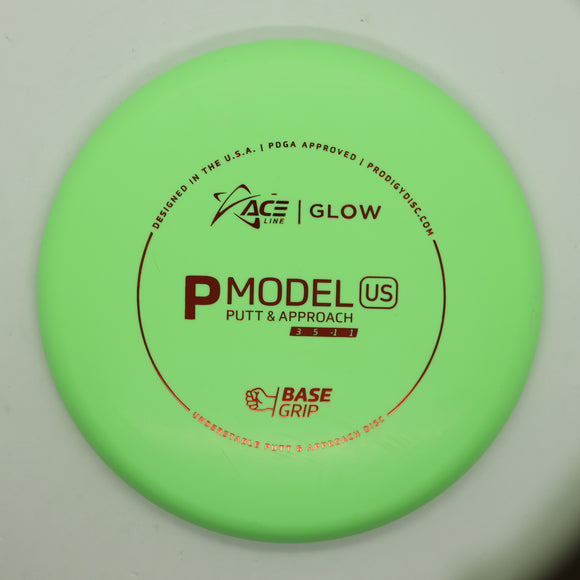 P Model US | Base Grip Glow Plastic