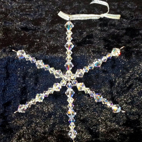 Swarovski Crystal Ornament and Sun Catcher
