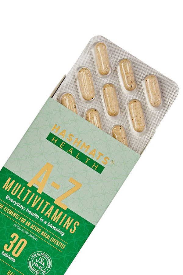 Hashmats Health A-Z Multivitamins (30 tablets)