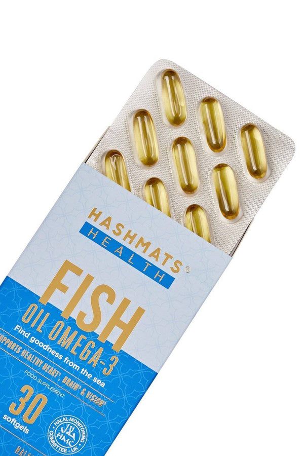 Fish Oil Omega-3 (30x4 softgels) Bundle