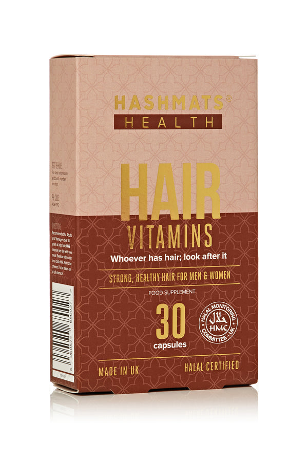 HASHMATS Health Hair Vitamins (30 tablets)