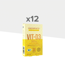 Daily Vitamin D3 1-Year Supply