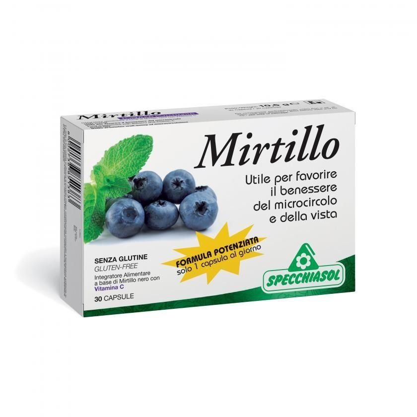 Mirtillo 30 Capsule