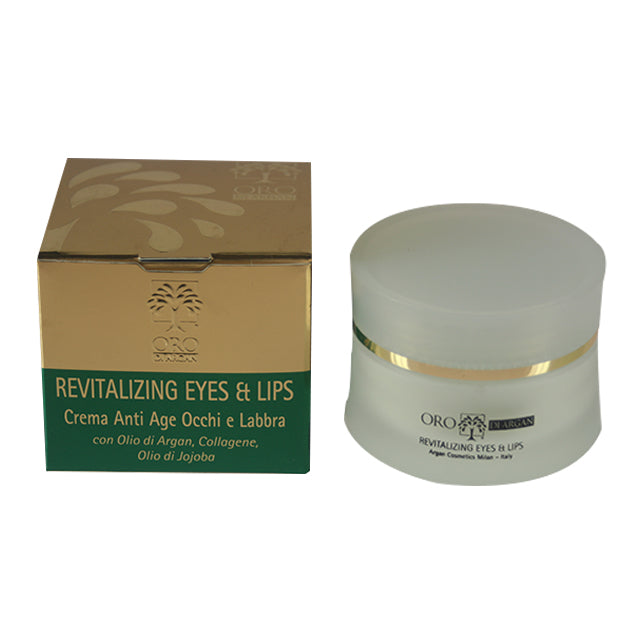 Revitalizing Eyes & Lips