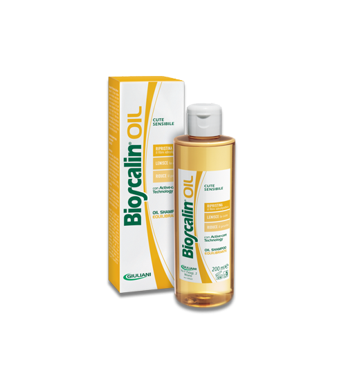 Bioscalin Shampoo Oil Equilibrante 200ml