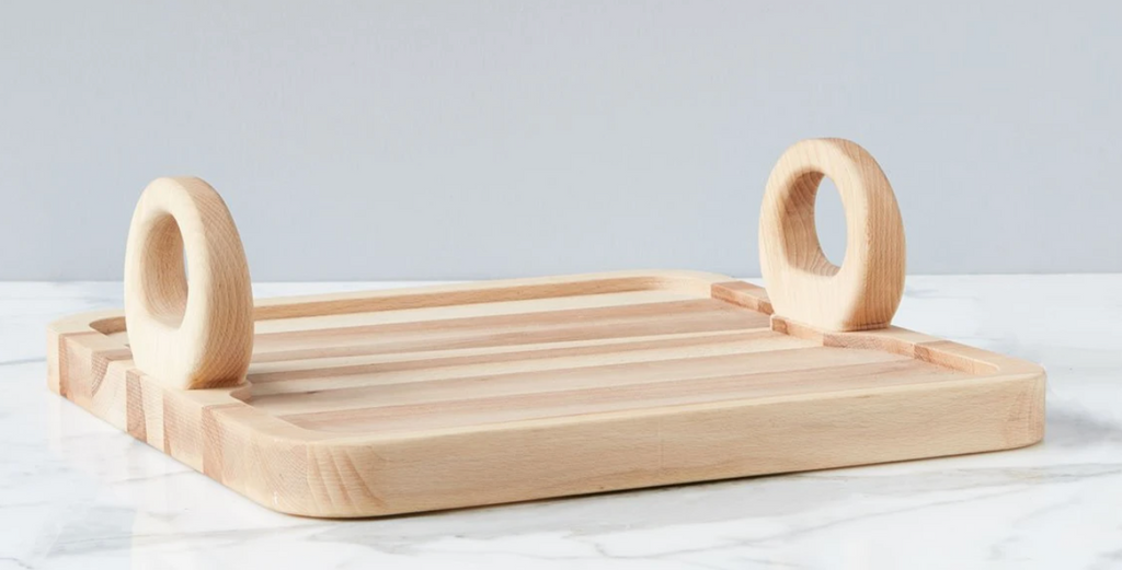Belgian Square Chopping Tray