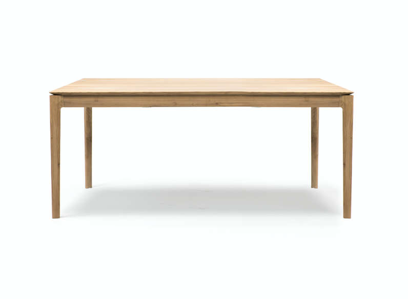 Bok Oak Extending Dining Table