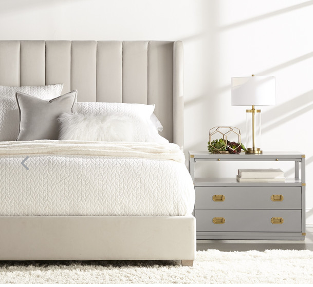 Chandler Upholstered Bed