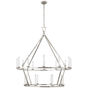 Darlana Two-Tier Chandelier