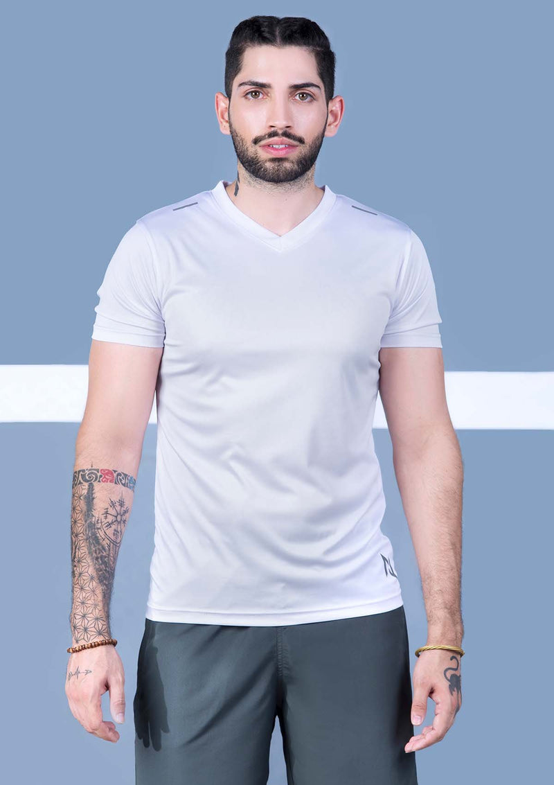 TRAINING TOP - WHITE