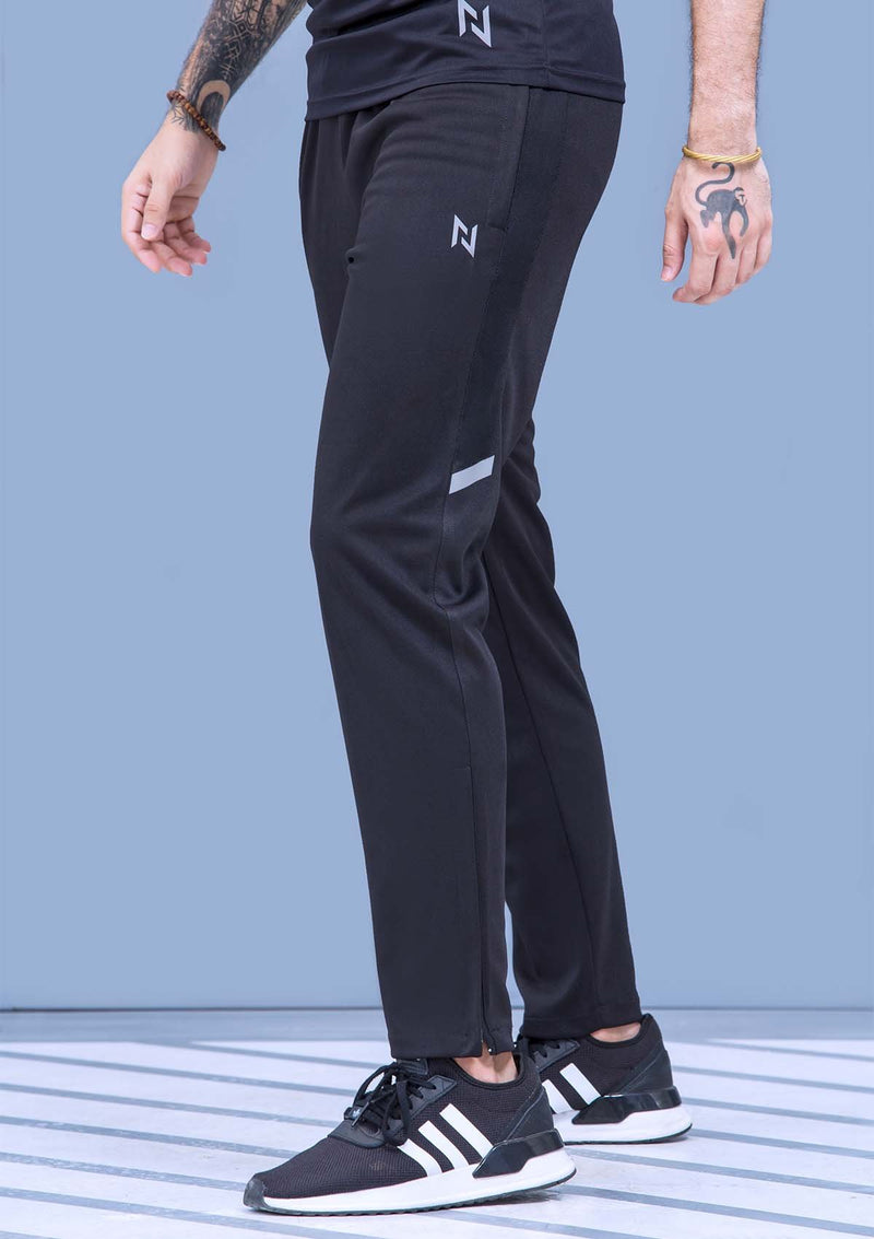 TRAINING TROUSERS - BLACK