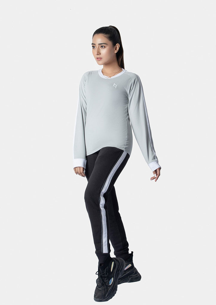 SKY FULL SLEEVES CREW NECK