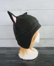 Load image into Gallery viewer, Cat Fleece Hat