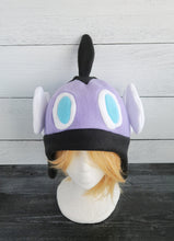 Load image into Gallery viewer, Gothita Pokemon Fleece Hat