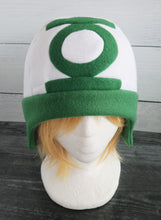 Load image into Gallery viewer, Green Lantern Fleece Hat