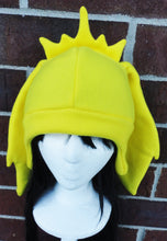 Load image into Gallery viewer, Jolteon Pokemon Fleece Hat