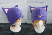 Load image into Gallery viewer, Luna P Sailor Moon Fleece Hat
