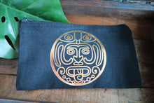 Load image into Gallery viewer, Mayan Calendar Face Canvas Bag
