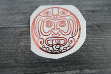 Load image into Gallery viewer, Mayan Calendar Face - Decal/Vinyl Sticker